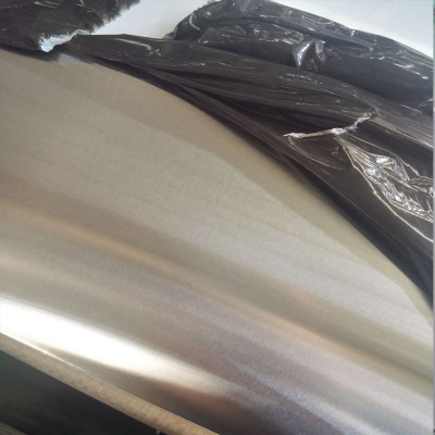 Stainless Steel Sheet 201 NO.4+PVC