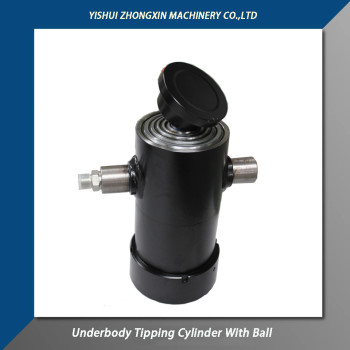 Under Body Tipping Cylinders