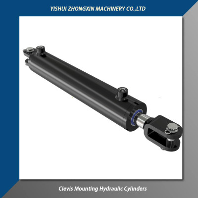 Clevis Mounting Hydraulic Cylinder