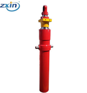 Double Acting Telescopic Cylinder