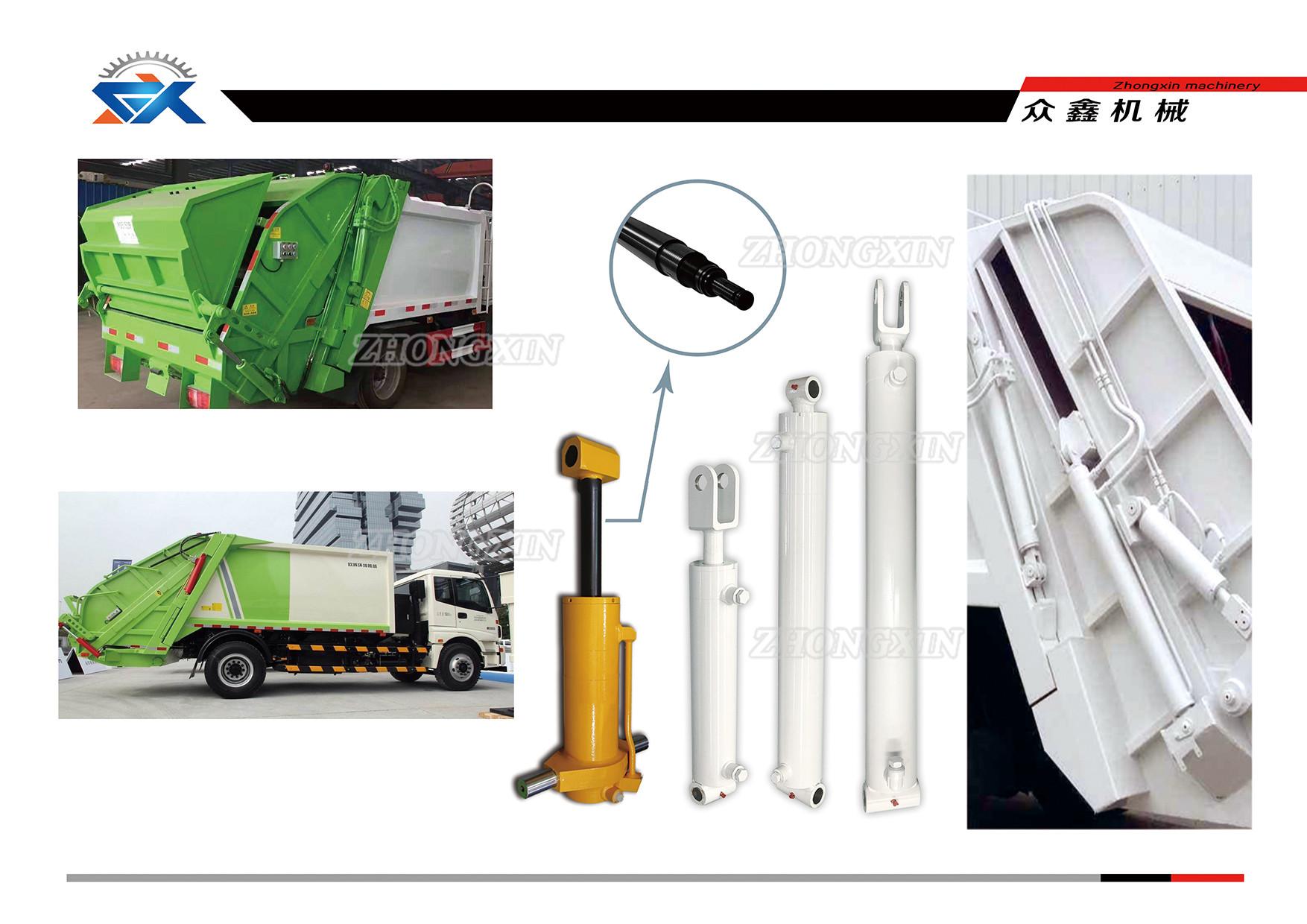 Garbage Truck Hydraulic Cylinder