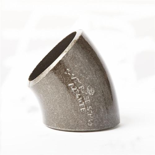 ANSI B 16,9 45 градусов Углеродистые стальные колена JS FITTINGS, используемые для строительства судов