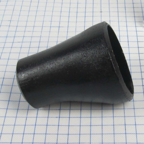 ANSI B16.9 Eccentric Reducer in vertical lines for hydraulic flow