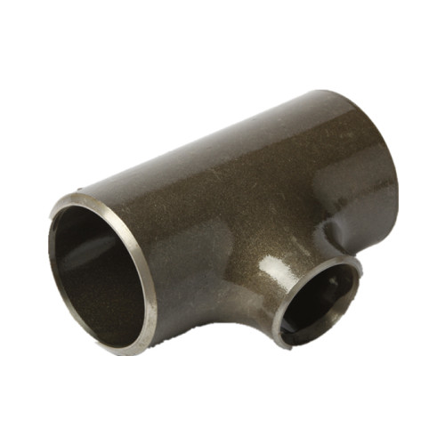 Butt Weld Steel Pipe Tee in Standard of ANSI B 16.5 made for Petroleum and Gas