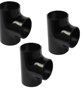 SCH 80 STD ANSI B16.9 Pipe Tee for Home plumbing systems