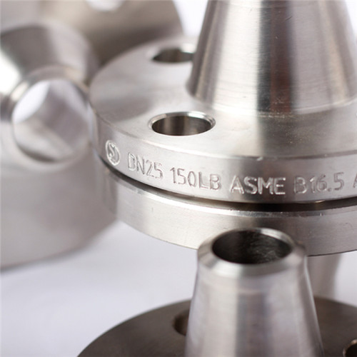Low Pressure steel Forged welding Neck Flanges for Plumbing and Drainage