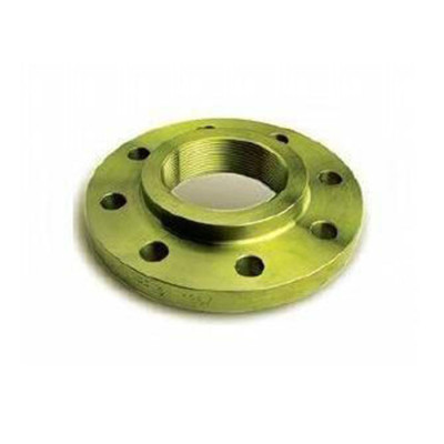 В трубопроводах из углеродистой стали используются фланцы RF Slip-on.