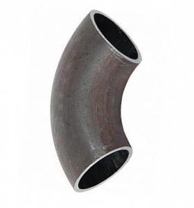 Cangzhou factory manufacture carbon steel pipe elbows for water supply and drainage