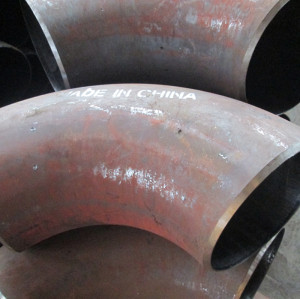 Seamless Steel Pipe Elbow in the standard of GOST 17375 30753