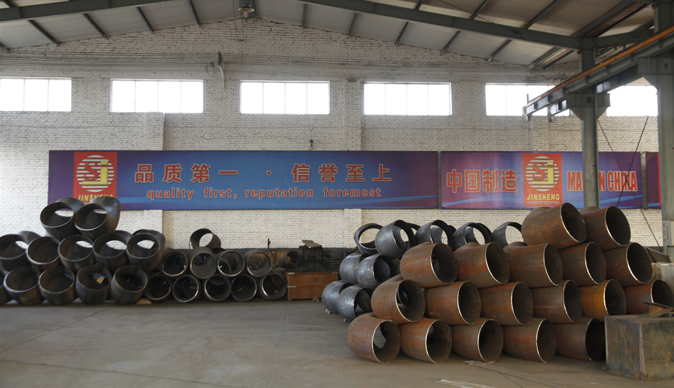 old warehouse of JS FITTINGS
