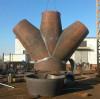 Индивидуальные фитинги из углеродистой стали для стыковой сварки