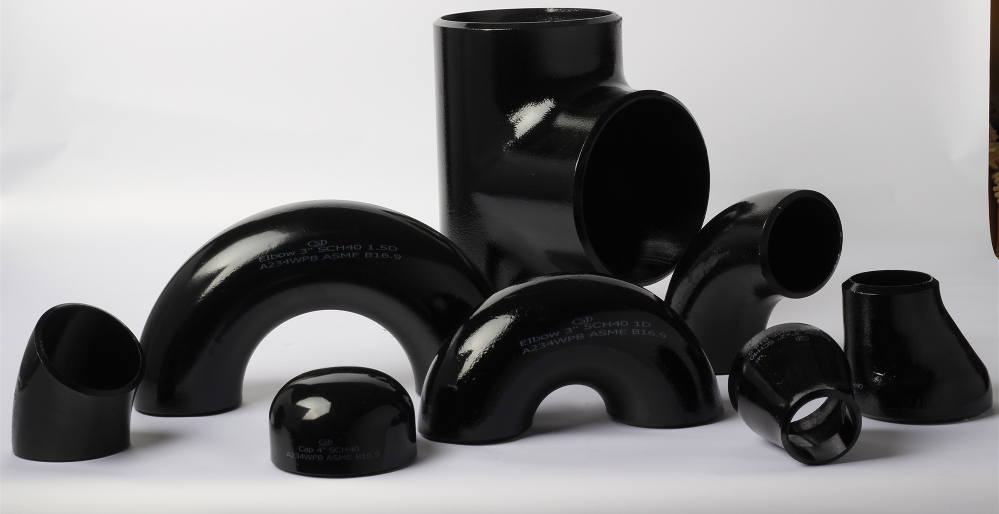 JS FITTINGS PIPE FITTINGS