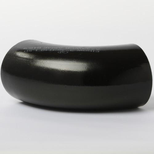 black covered ASME 90 degree ELBOWS for plumbing
