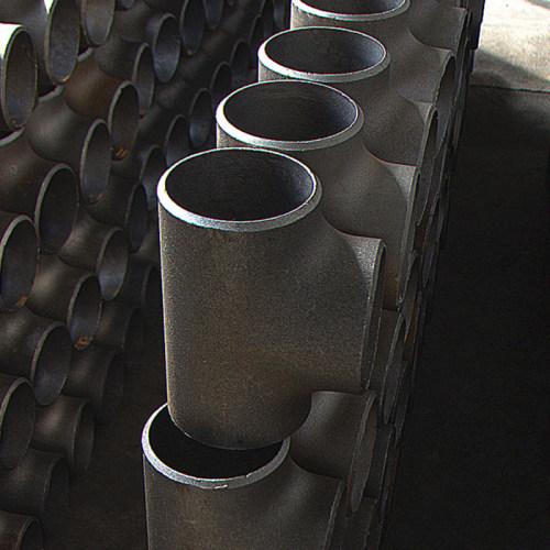 Цанчжоу фабрика производства углеродистой стали равных тройников для водоснабжения и водоотведения