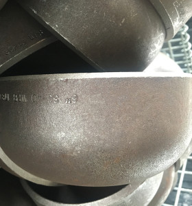 Cangzhou factory made carbon steel end caps for pipelines