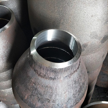219mm Standard Carbon Steel Weld Eccentric Reducer