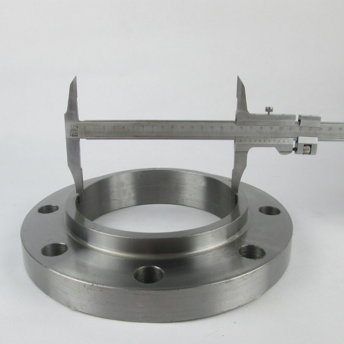 inspection of slip-on flanges