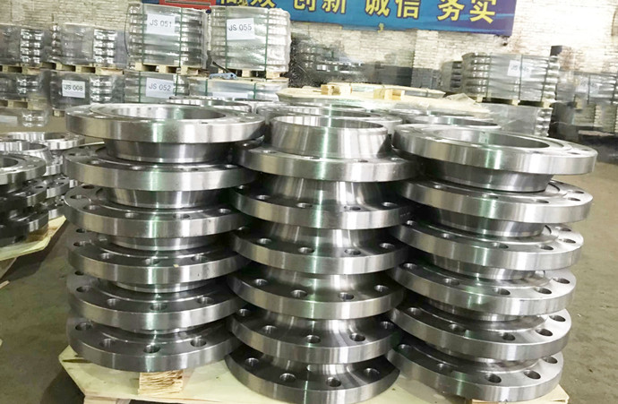 GOST flanges in stock