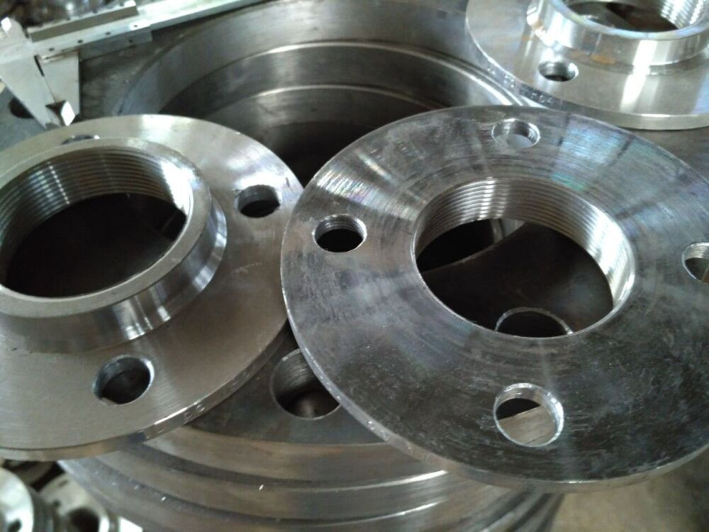 FLANGES WITH Anti-rust Oil