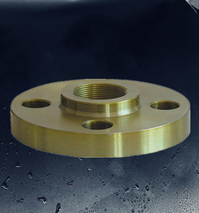 High pressure threaded pipe flanges be used in oil and gas