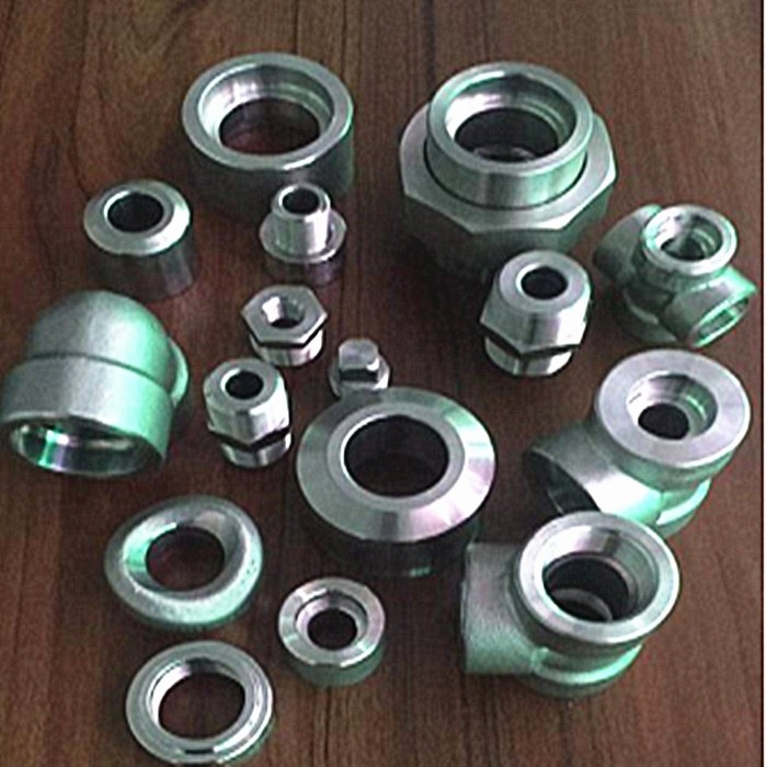 JS FITTINGS может поставить другие виды трубопроводной арматуры - фитинги из кованой стали.