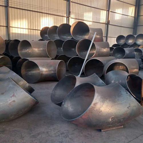 Нестандартные трубы для стыковой сварки CS с одним сварным швом