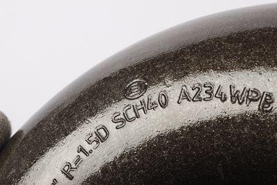 Фитинги ASTM A234WPB