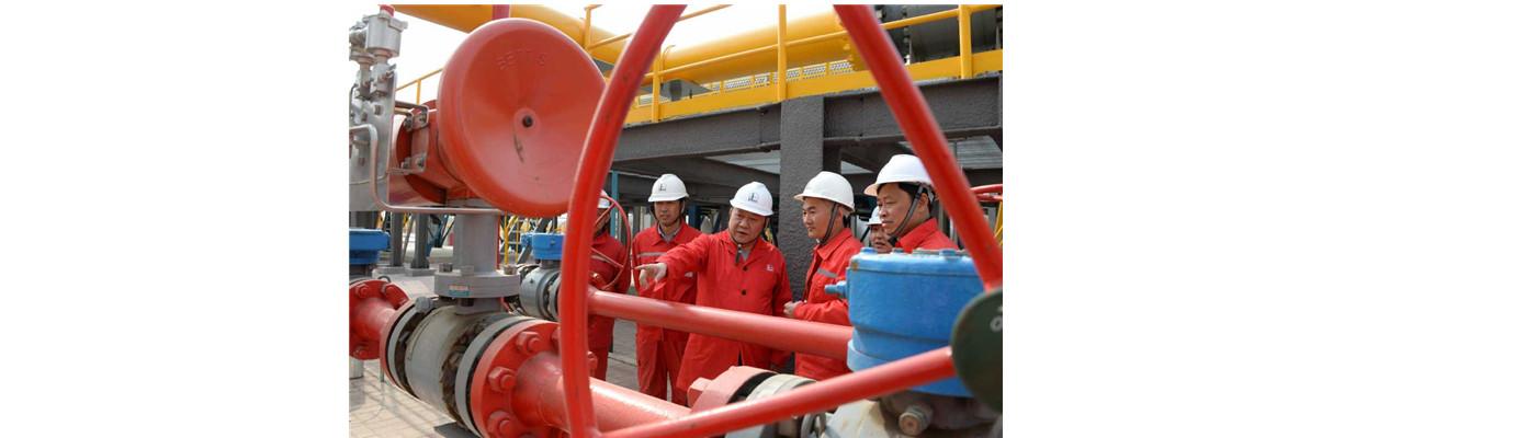 Китайская национальная нефтегазопроводная сеть запустит