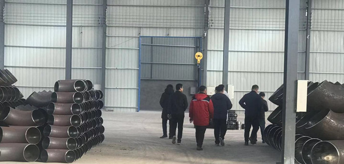 inspection of warehouse