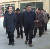 The government ofiicers inspected JS FITTINGS' new factory
