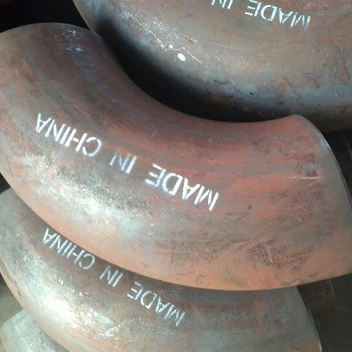 GOST seamless steel 20 Pipe Elbows  for water supply and drainage