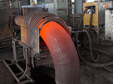 JS FITTINGS plant of pipe elbows