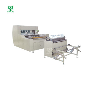 Full-auto Knife Pleating Machine