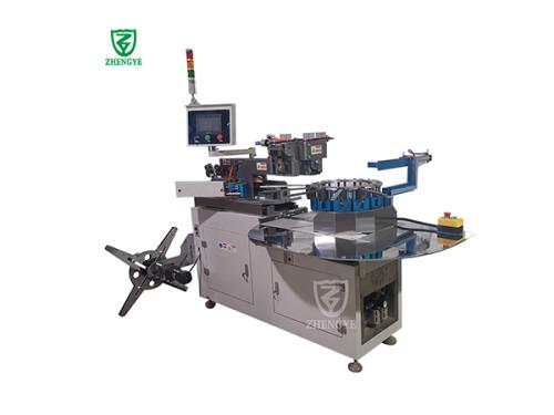Máquina de corte de acero