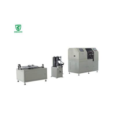 Máquina de fabricación de tubo central espiral completamente automática