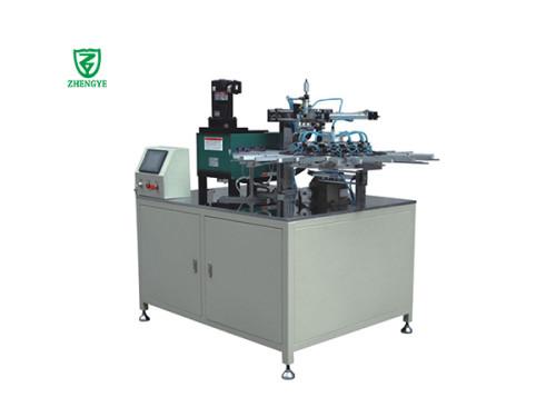 Máquina de unión de papel de filtro