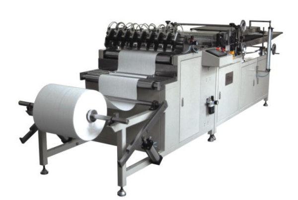 Full-auto Roller Pleating Machine