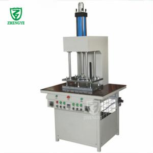 máquina de la junta del calor del filtro de aire