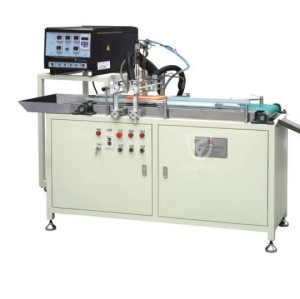 Máquina de encolado de superficie de filtro de aire de panel