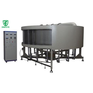 16 Station Turntable Curing Oven
