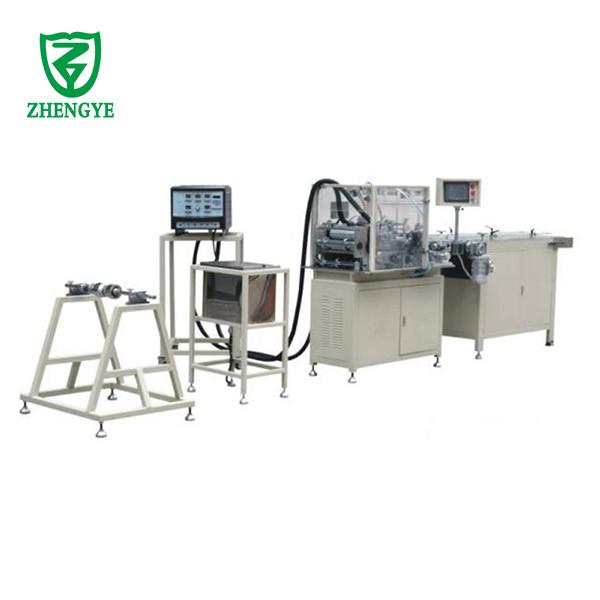 Full-auto Panel Air Filter Paper Pleating Machine