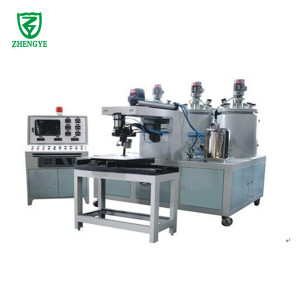 Full-auto PU casting machine