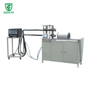 Máquina de bobinado de fusión en caliente de filtro de aire / Máquina de encolado y encolado horizontal