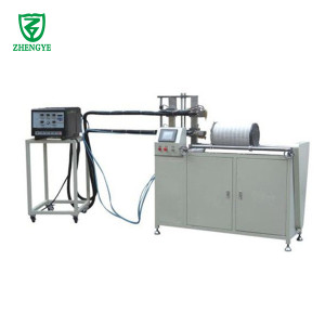 air filter hot melt winding machine / Horizontal Gluing and Threading Machine