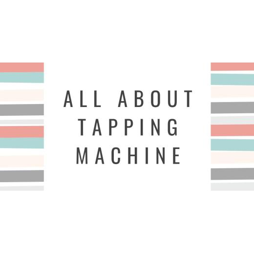 Still using old-styled thread tapping machine? Upgrade to 6-station NOW!