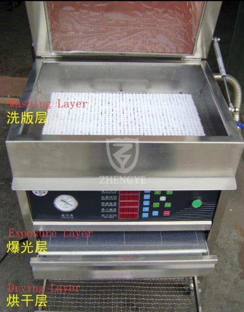 Máquina de tampografía totalmente automática