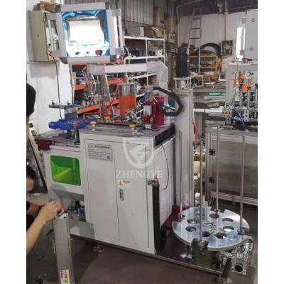 Máquina dispensadora de pegamento para juntas
