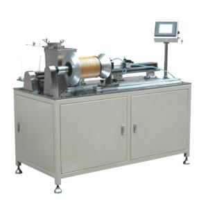Eco Filter Winding Machine / Hot Melt Coiling Machine