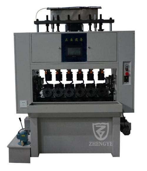 Máquina de roscado completamente automática
