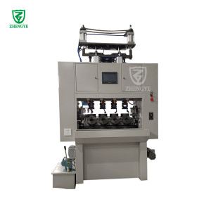 Full-auto 4-station Tapping Machine